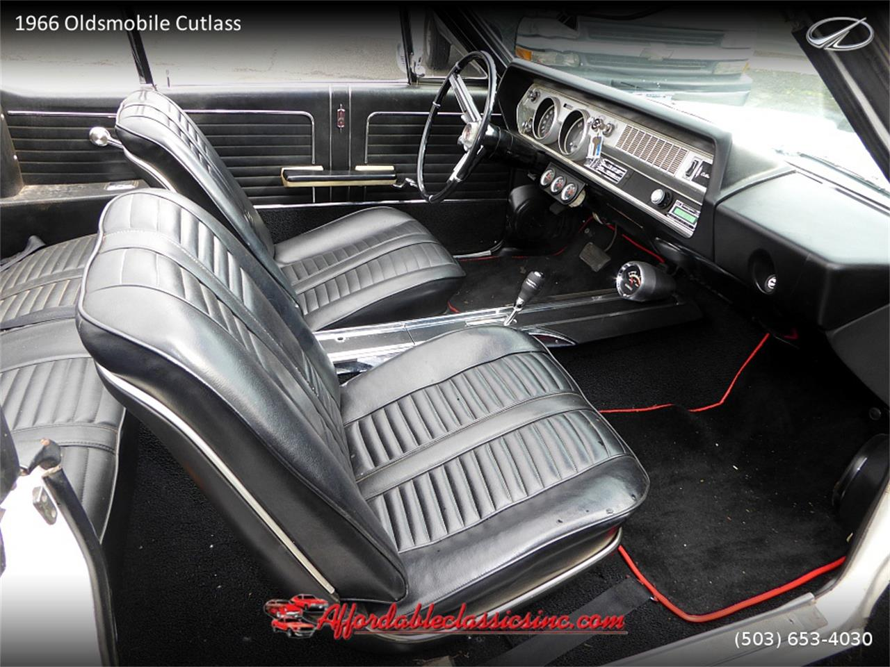 Large Picture of Classic 1966 Cutlass located in Gladstone Oregon - $25,500.00 Offered by Affordable Classics Inc - MN4C