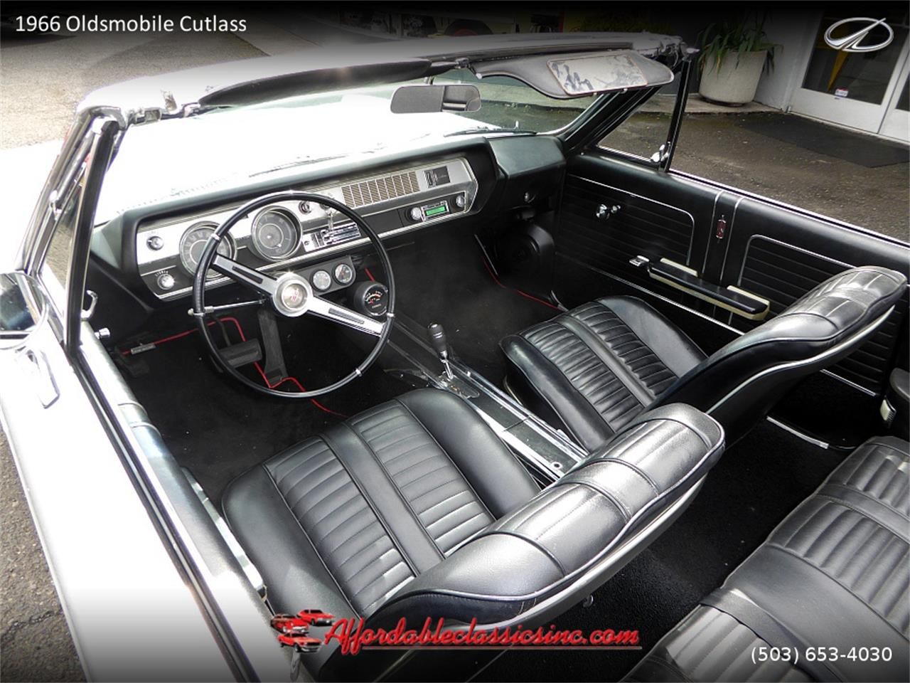 Large Picture of Classic 1966 Oldsmobile Cutlass - MN4C