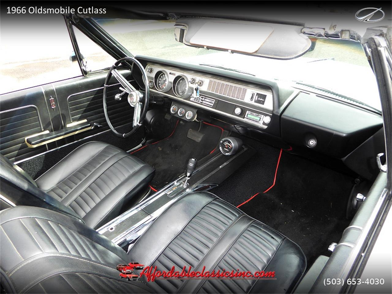 Large Picture of Classic '66 Cutlass - $25,500.00 Offered by Affordable Classics Inc - MN4C