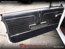 Picture of Classic '66 Cutlass located in Oregon Offered by Affordable Classics Inc - MN4C