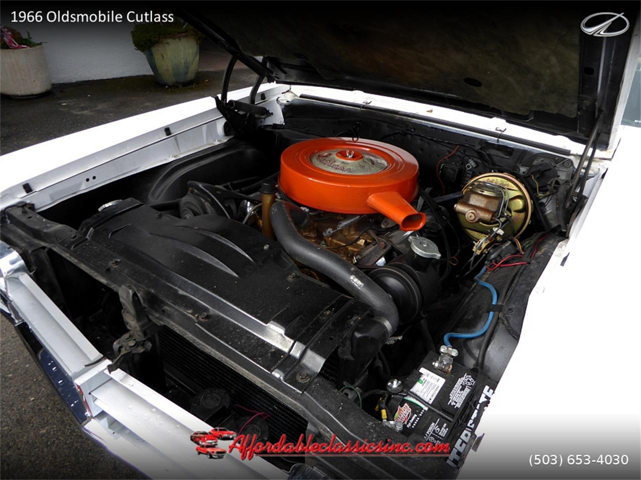 Large Picture of Classic '66 Oldsmobile Cutlass located in Gladstone Oregon - $25,500.00 - MN4C