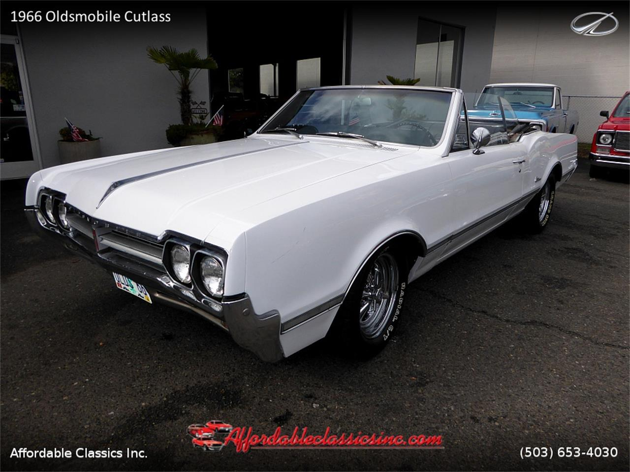 Large Picture of Classic '66 Oldsmobile Cutlass located in Oregon - $25,500.00 - MN4C