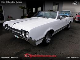 Picture of 1966 Cutlass Offered by Affordable Classics Inc - MN4C