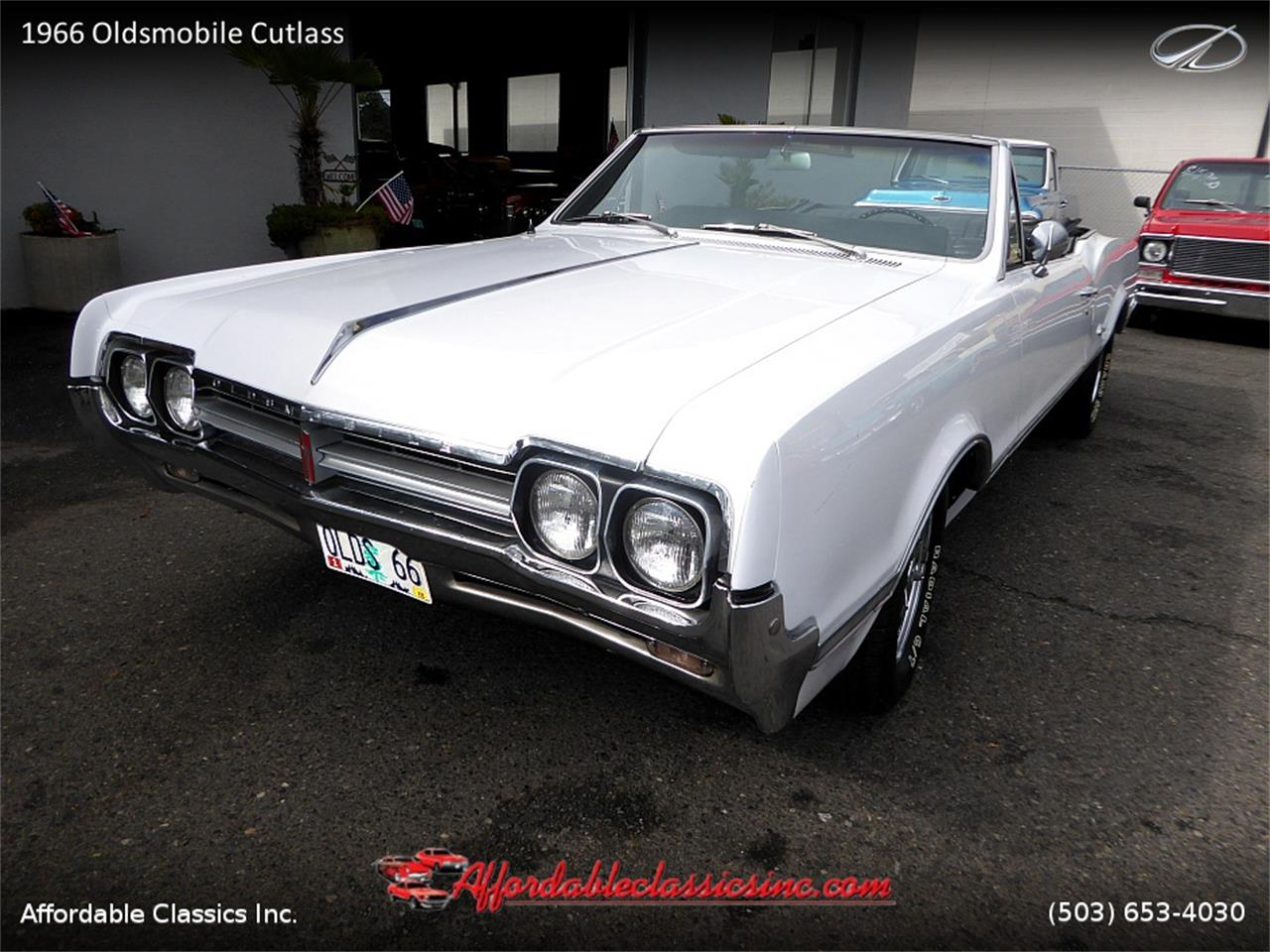 Large Picture of 1966 Cutlass located in Oregon - $25,500.00 Offered by Affordable Classics Inc - MN4C
