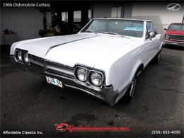 Picture of Classic 1966 Cutlass Offered by Affordable Classics Inc - MN4C