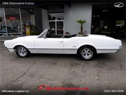 Picture of Classic 1966 Oldsmobile Cutlass - $25,500.00 Offered by Affordable Classics Inc - MN4C