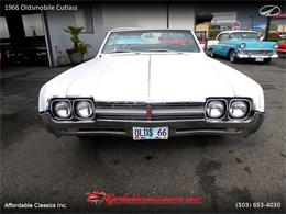 Picture of Classic 1966 Oldsmobile Cutlass located in Gladstone Oregon - $25,500.00 Offered by Affordable Classics Inc - MN4C
