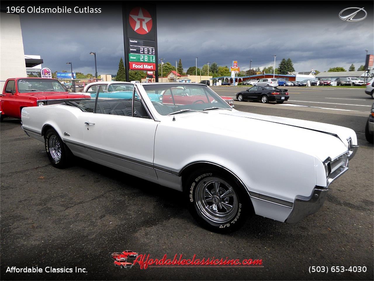 Large Picture of 1966 Cutlass located in Gladstone Oregon - $25,500.00 Offered by Affordable Classics Inc - MN4C