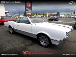 Picture of Classic '66 Cutlass located in Oregon - $25,500.00 Offered by Affordable Classics Inc - MN4C