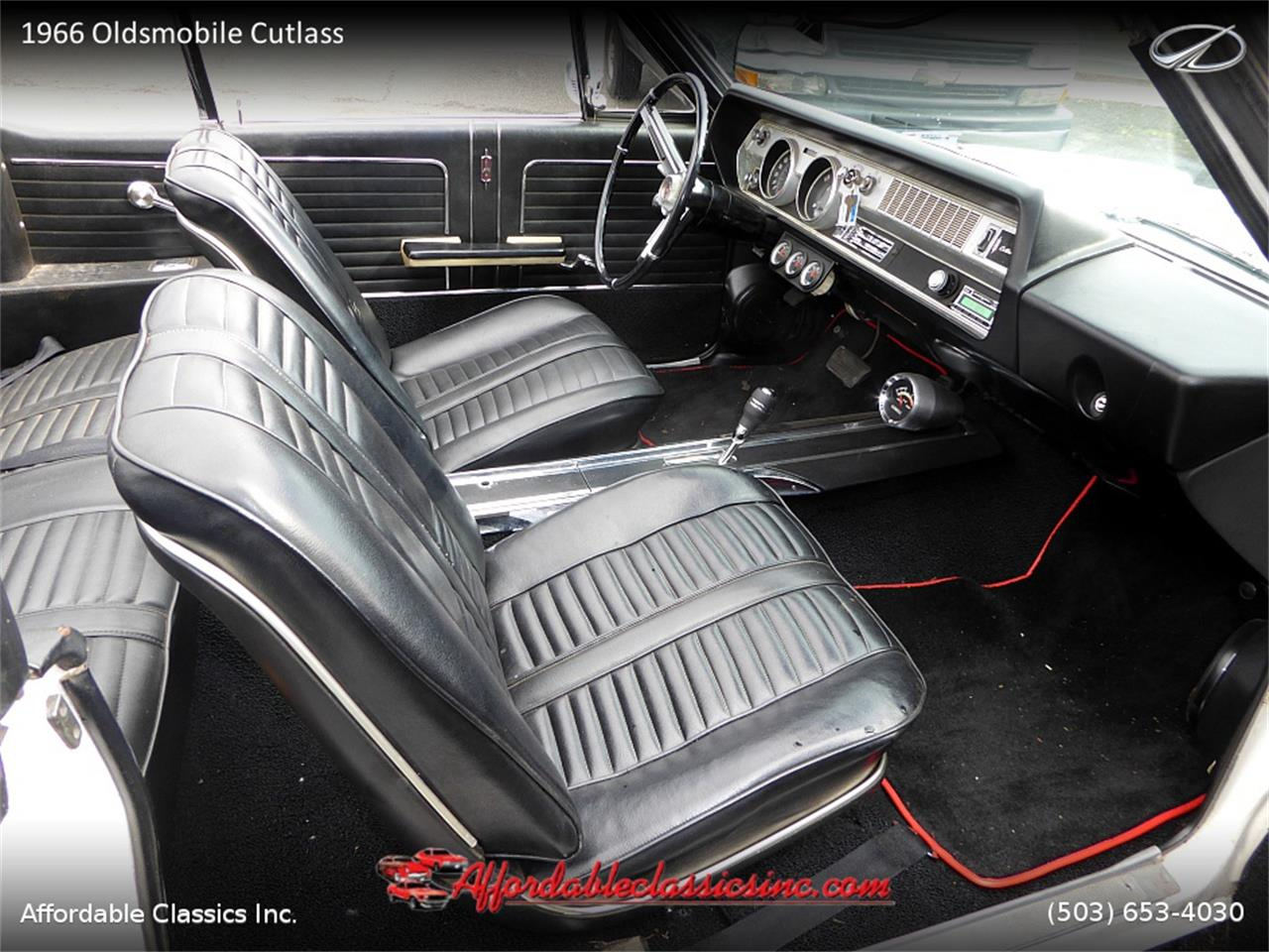 Large Picture of '66 Oldsmobile Cutlass located in Oregon - $25,500.00 - MN4C