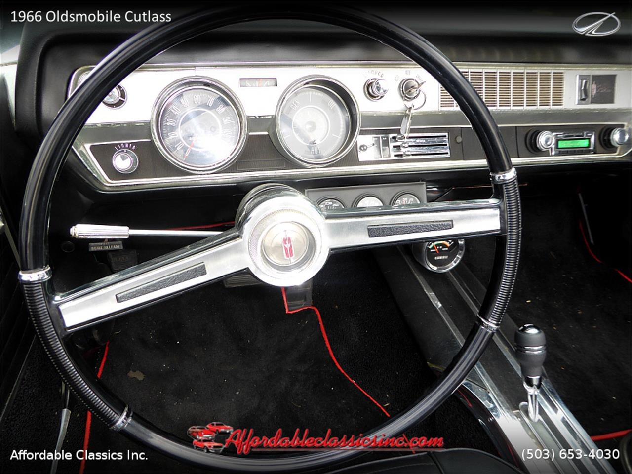 Large Picture of Classic '66 Oldsmobile Cutlass - MN4C