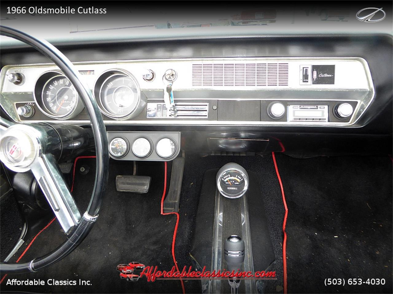 Large Picture of Classic '66 Cutlass located in Gladstone Oregon - $25,500.00 - MN4C