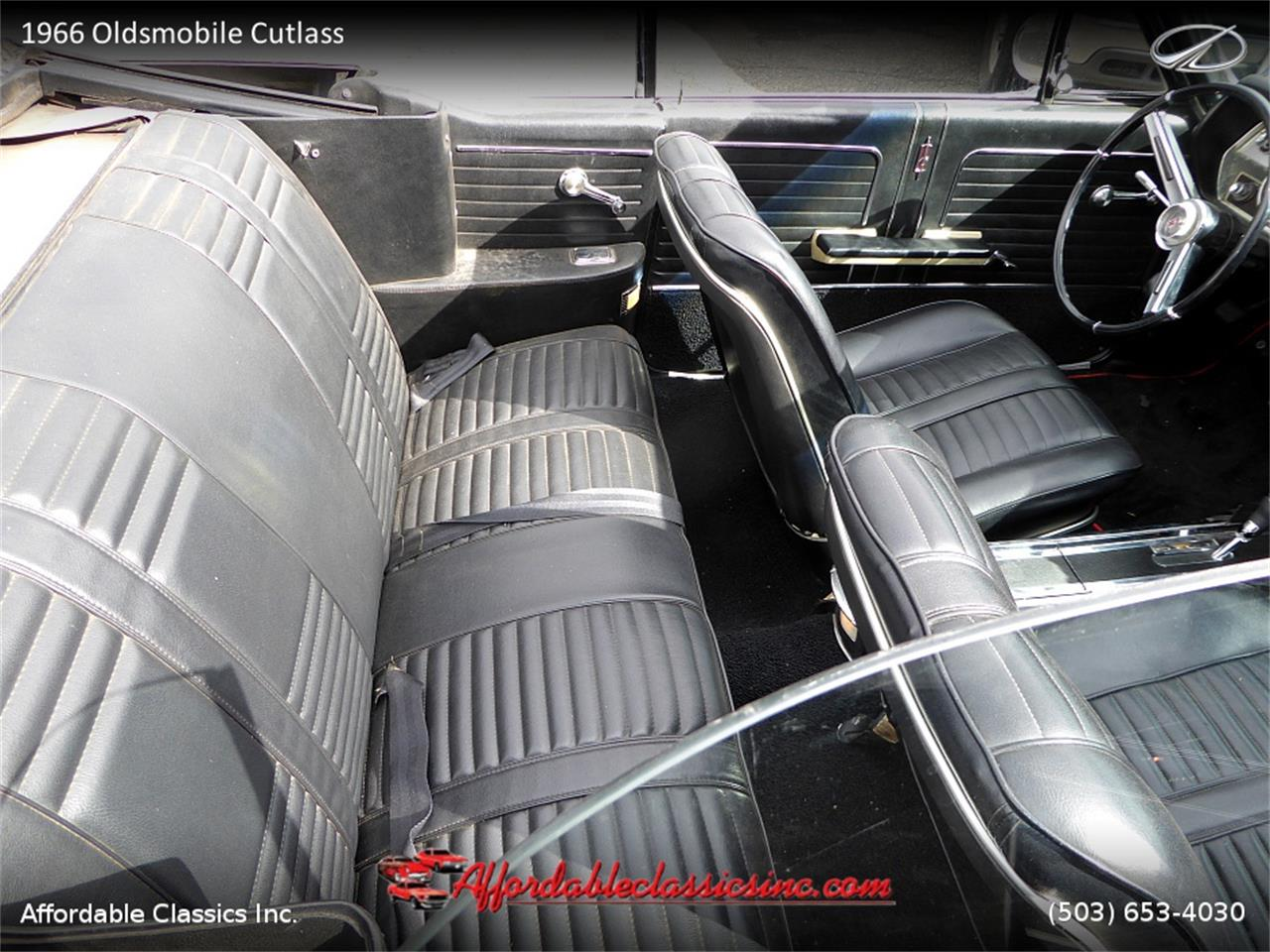 Large Picture of Classic '66 Oldsmobile Cutlass located in Oregon Offered by Affordable Classics Inc - MN4C
