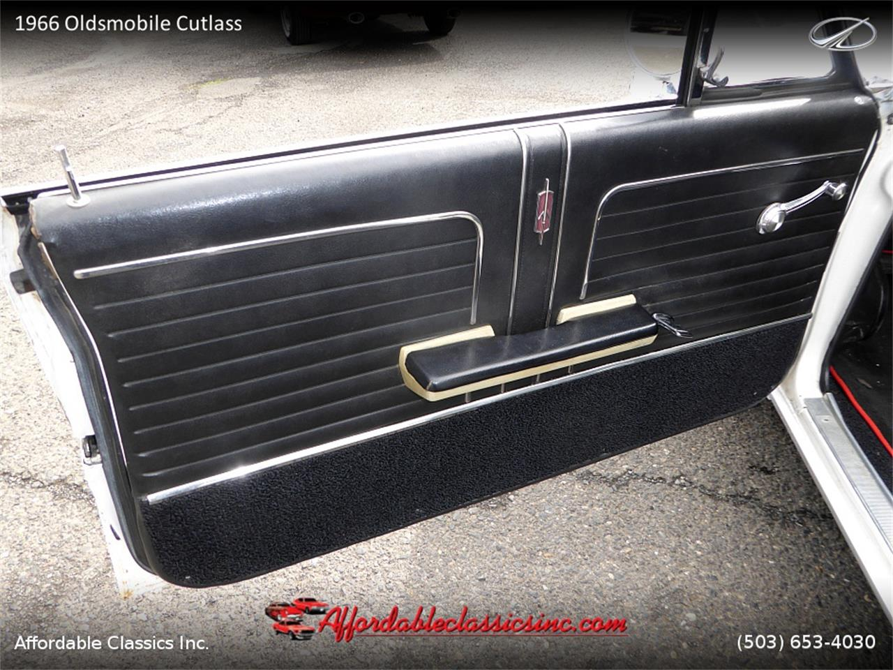 Large Picture of Classic 1966 Oldsmobile Cutlass located in Oregon Offered by Affordable Classics Inc - MN4C