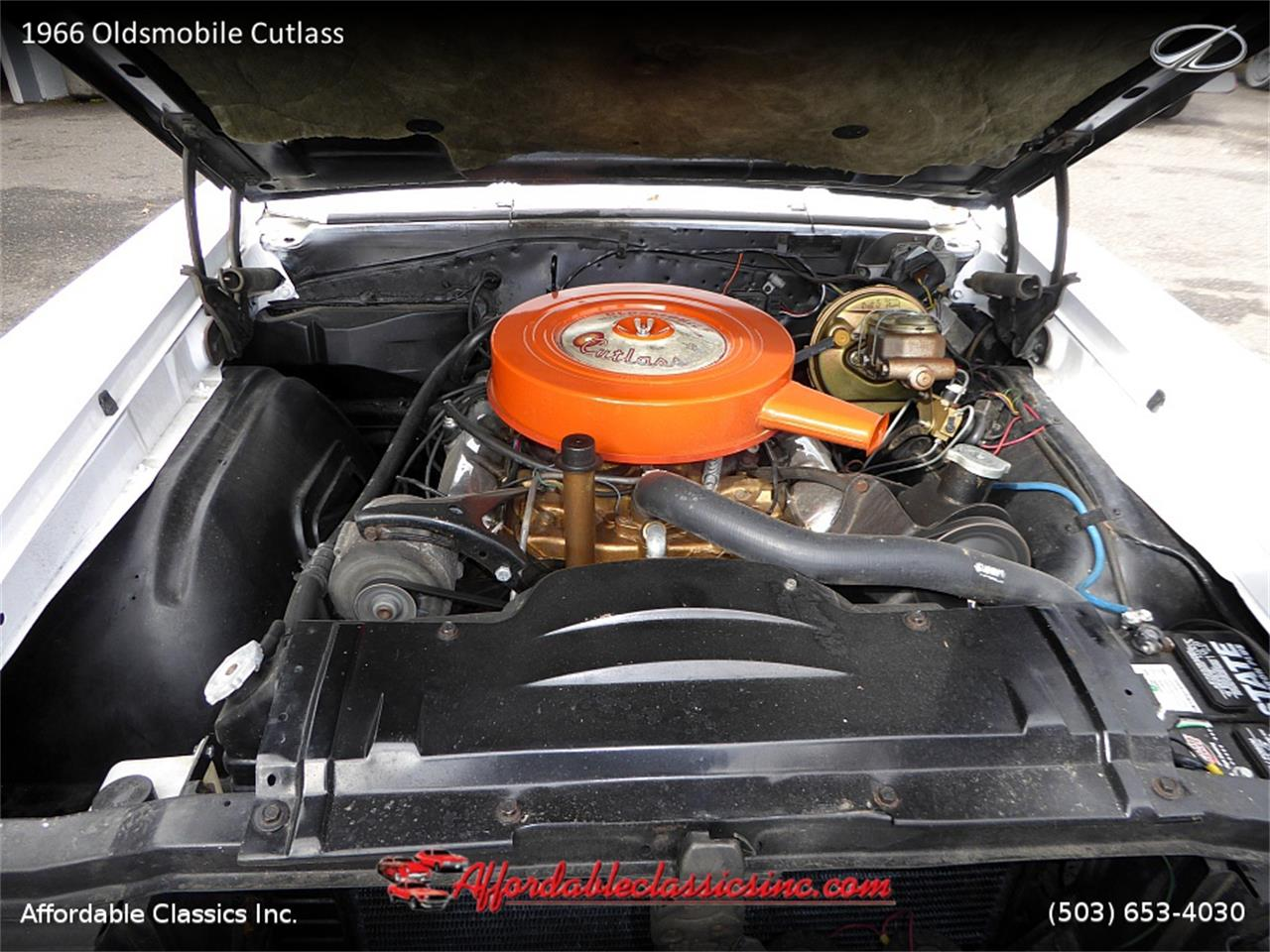 Large Picture of '66 Cutlass - MN4C