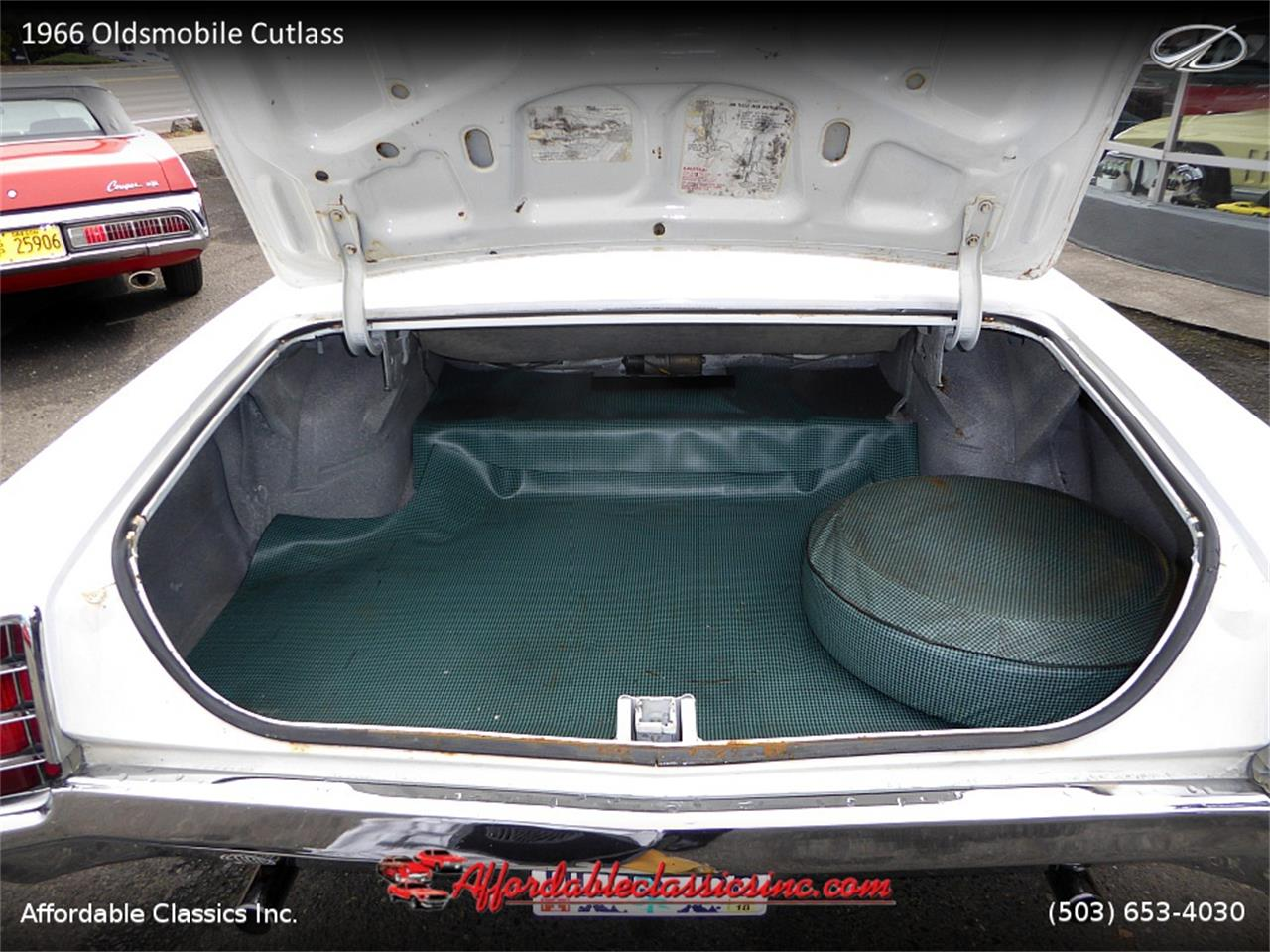 Large Picture of Classic '66 Cutlass located in Gladstone Oregon - $25,500.00 Offered by Affordable Classics Inc - MN4C
