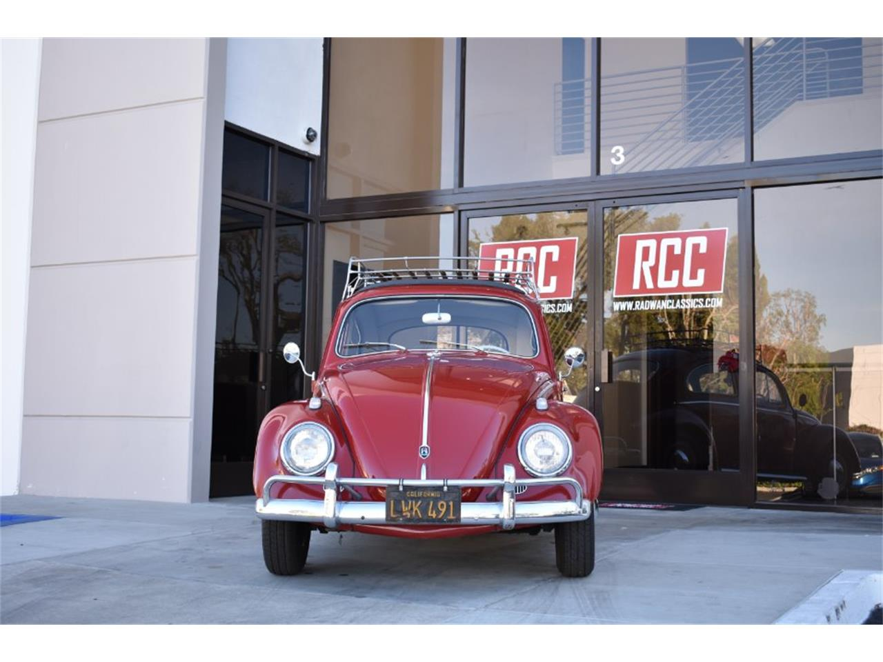Large Picture of Classic '62 Volkswagen Beetle Offered by Radwan Classic Cars - MN4G