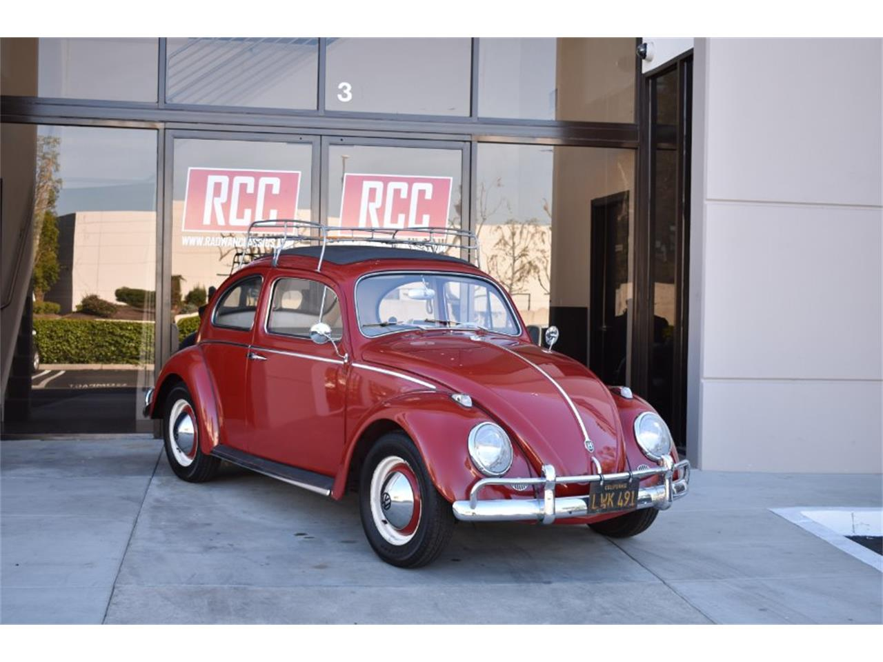 Large Picture of Classic 1962 Volkswagen Beetle located in California - $19,900.00 - MN4G