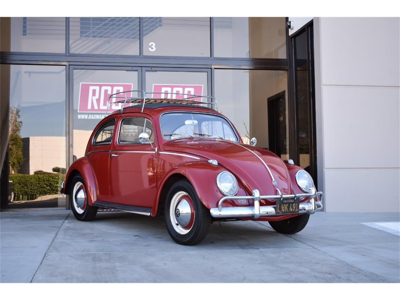 Large Picture of Classic 1962 Beetle - $19,900.00 Offered by Radwan Classic Cars - MN4G