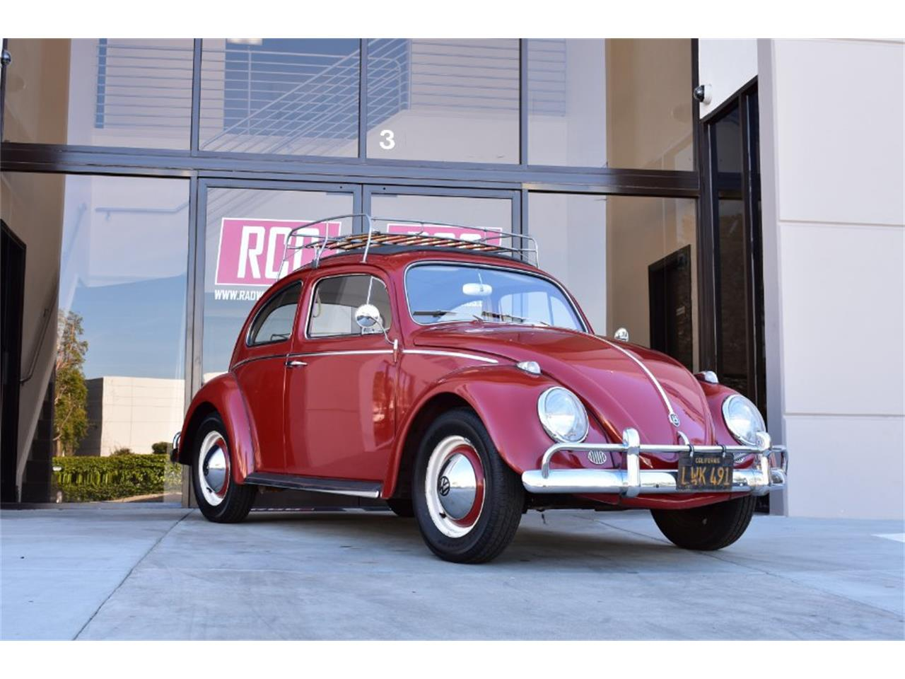 Large Picture of 1962 Volkswagen Beetle Offered by Radwan Classic Cars - MN4G