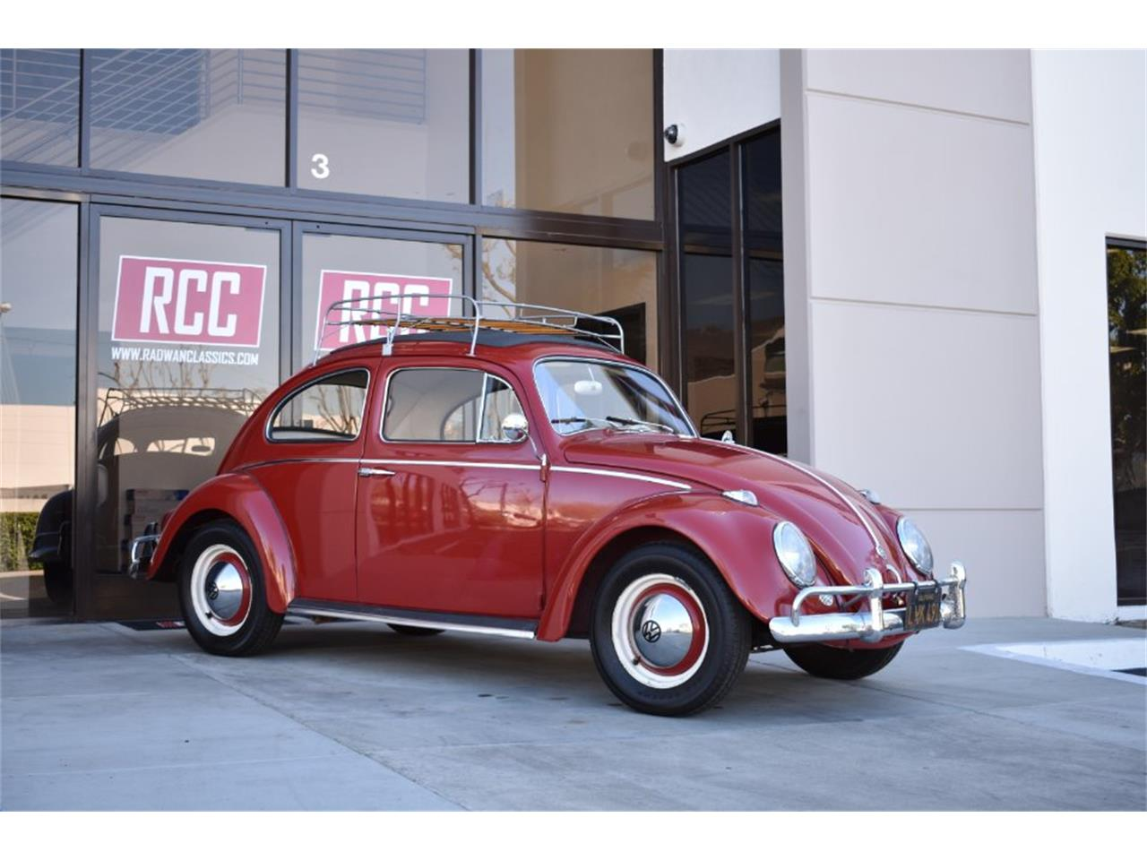 Large Picture of '62 Volkswagen Beetle located in California - $19,900.00 - MN4G