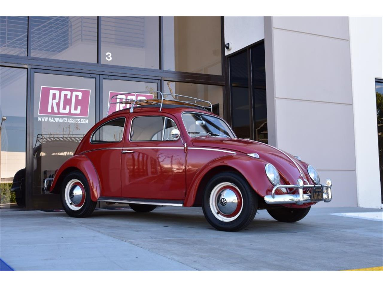Large Picture of Classic 1962 Volkswagen Beetle - $19,900.00 - MN4G