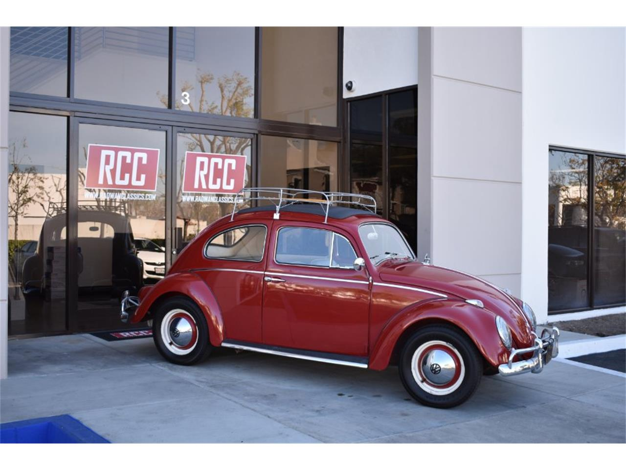 Large Picture of 1962 Beetle - MN4G