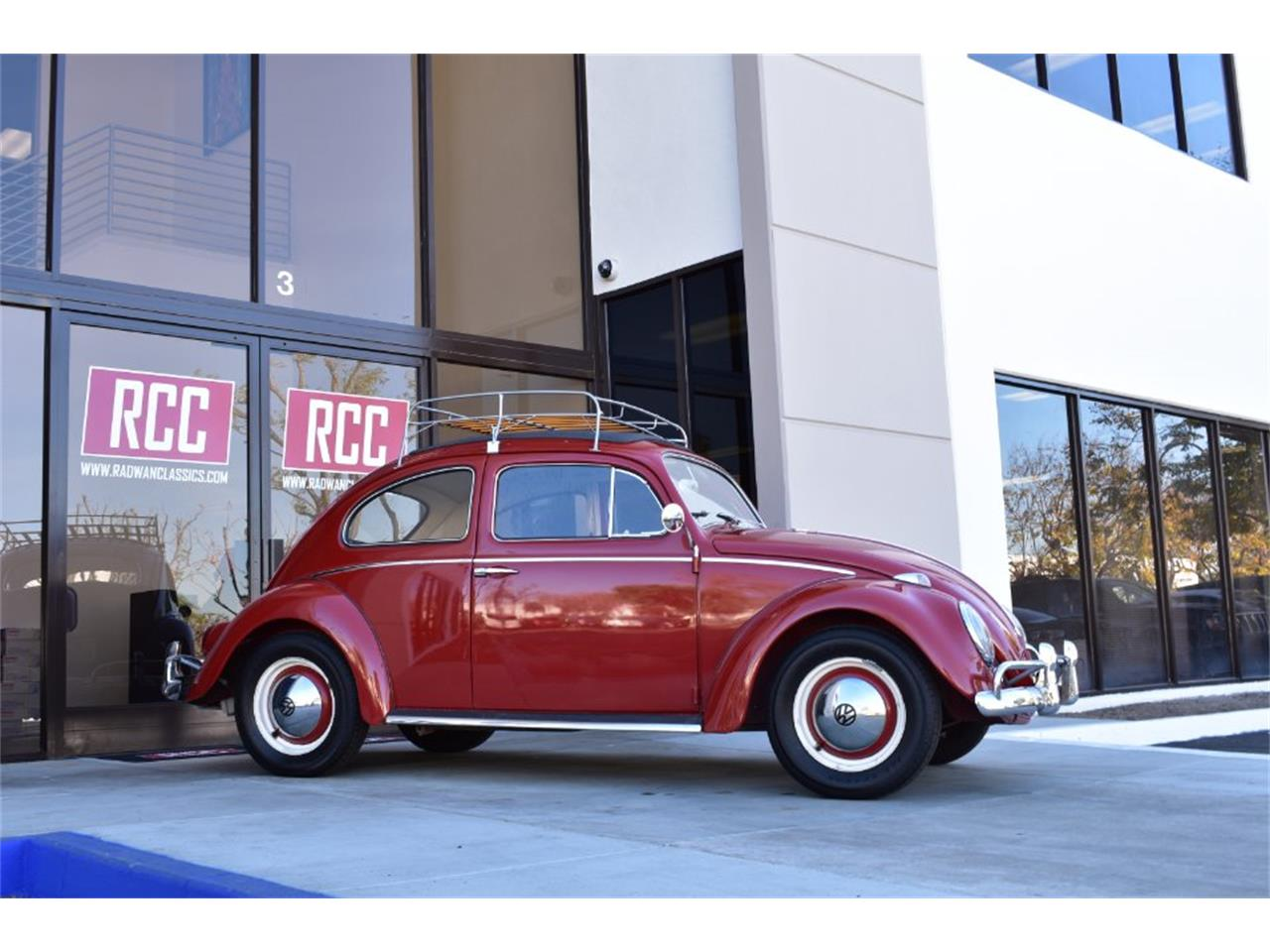 Large Picture of '62 Volkswagen Beetle Offered by Radwan Classic Cars - MN4G