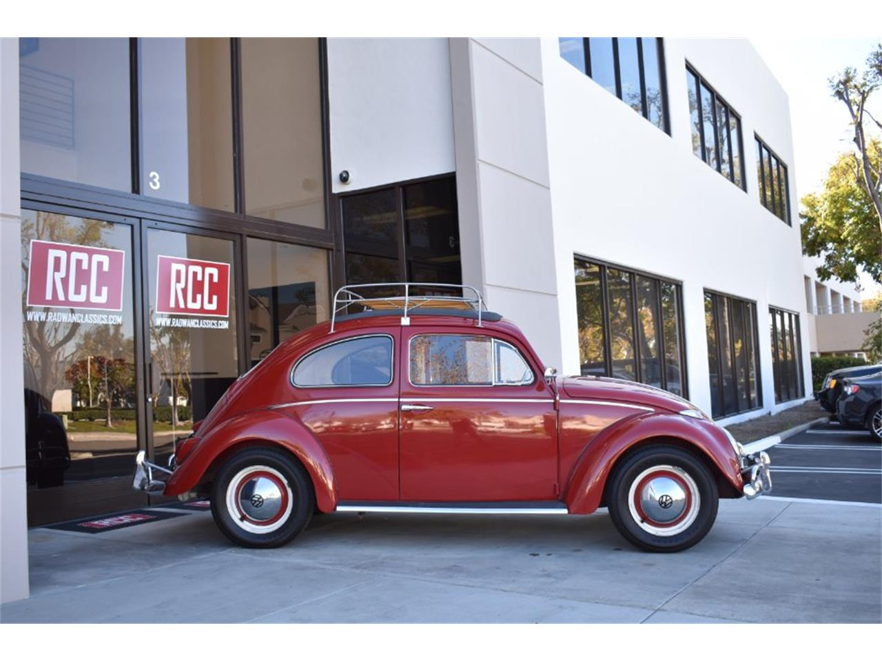 Large Picture of Classic 1962 Volkswagen Beetle located in Irvine California - $19,900.00 - MN4G