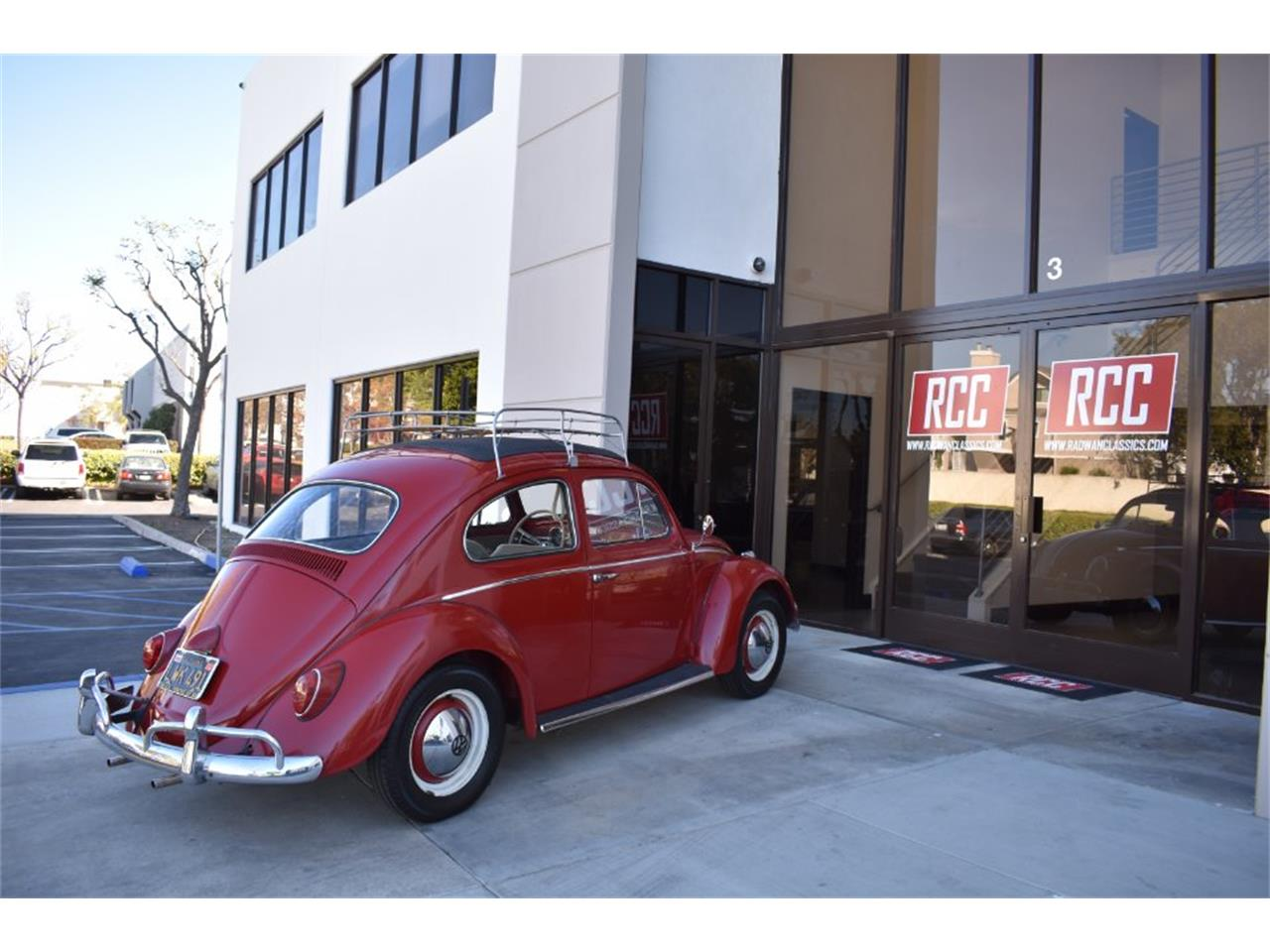 Large Picture of Classic '62 Volkswagen Beetle located in California - $19,900.00 - MN4G