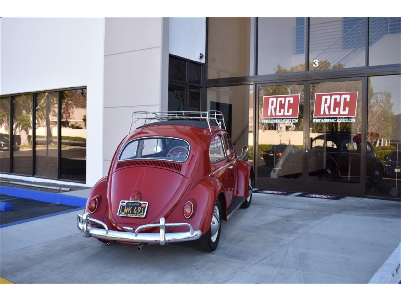 Large Picture of Classic '62 Beetle - $19,900.00 Offered by Radwan Classic Cars - MN4G