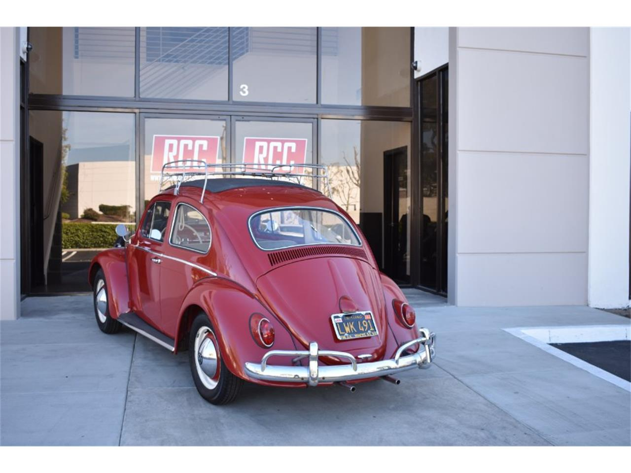 Large Picture of 1962 Volkswagen Beetle located in California - $19,900.00 - MN4G