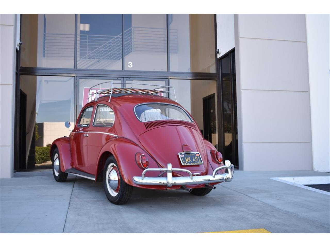 Large Picture of '62 Beetle Offered by Radwan Classic Cars - MN4G