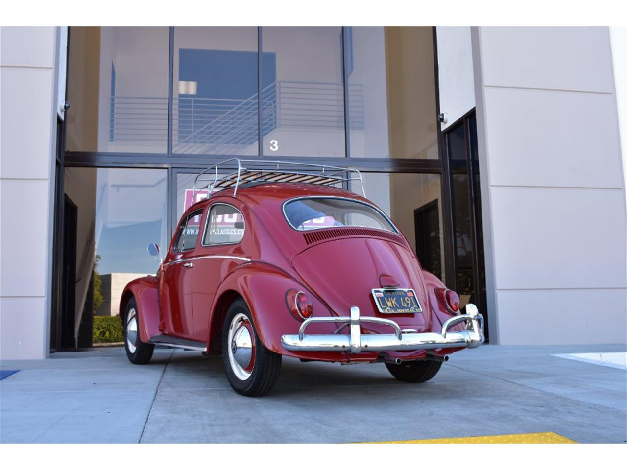 Large Picture of Classic 1962 Volkswagen Beetle located in California - $19,900.00 Offered by Radwan Classic Cars - MN4G