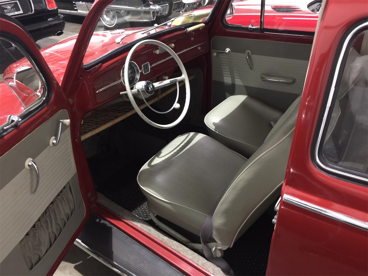 Large Picture of 1962 Volkswagen Beetle - MN4G