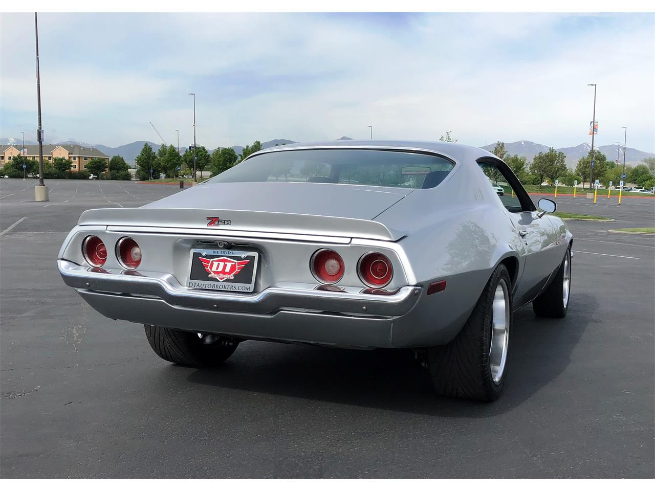 Large Picture of '71 Camaro SS Z28 - MN57