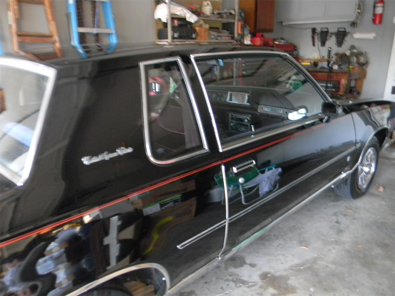 Large Picture of 1988 Oldsmobile Cutlass Supreme Brougham located in Dickinson Texas - $19,000.00 - MN5B