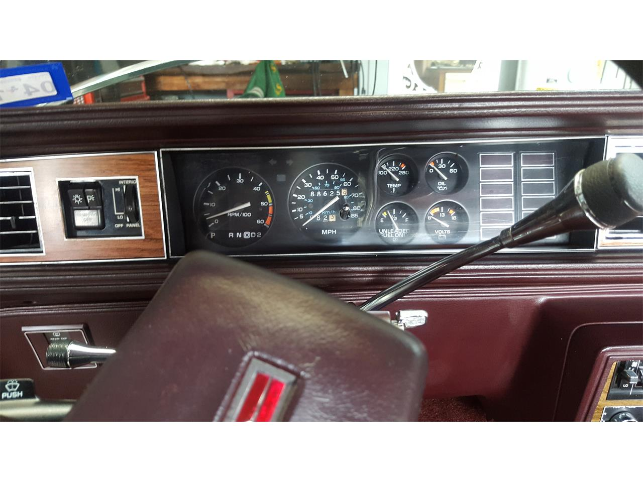Large Picture of '88 Oldsmobile Cutlass Supreme Brougham located in Dickinson Texas - $19,000.00 Offered by a Private Seller - MN5B