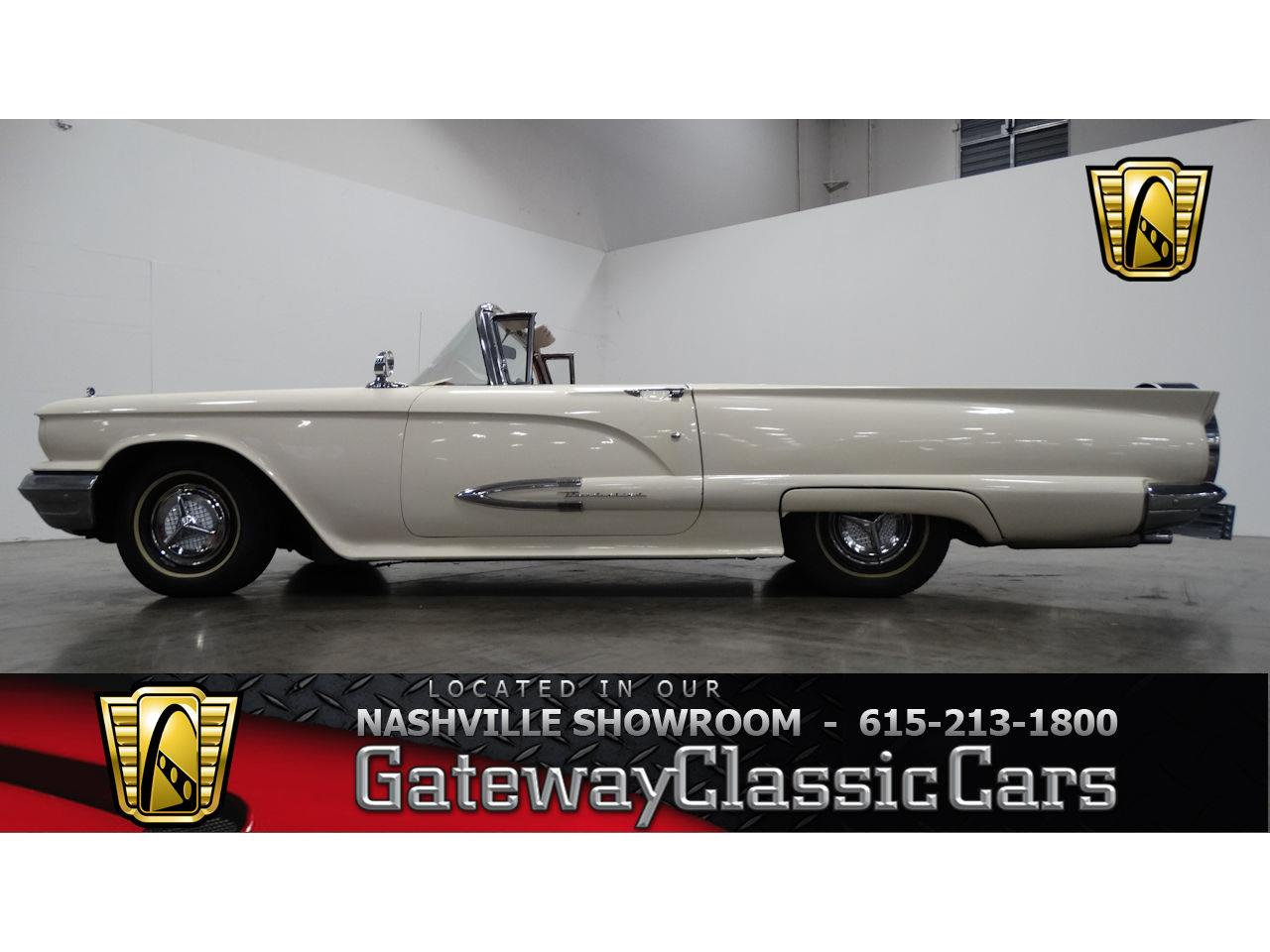 Large Picture of '59 Ford Thunderbird - $28,595.00 - MN60