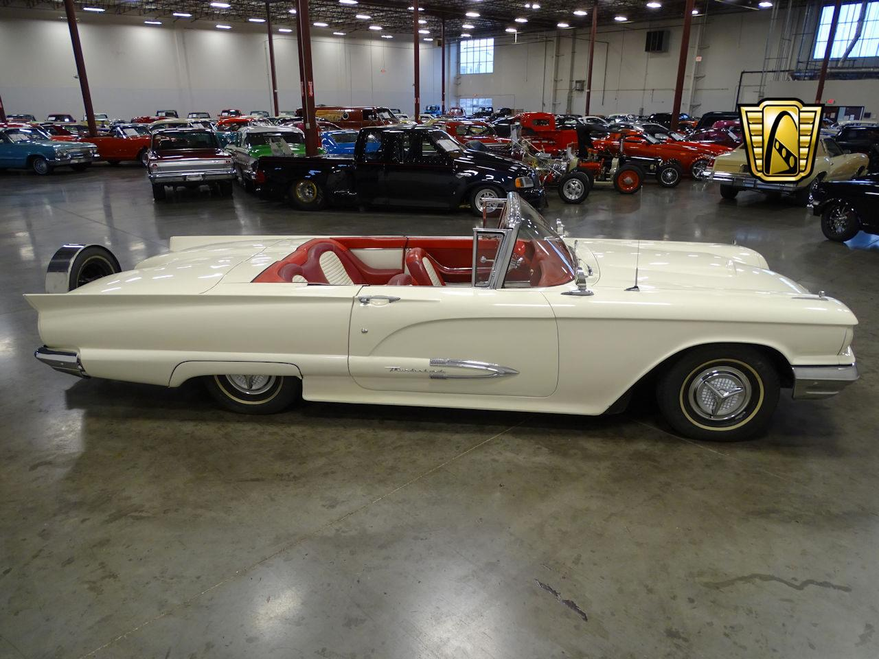 Large Picture of 1959 Ford Thunderbird located in La Vergne Tennessee Offered by Gateway Classic Cars - Nashville - MN60