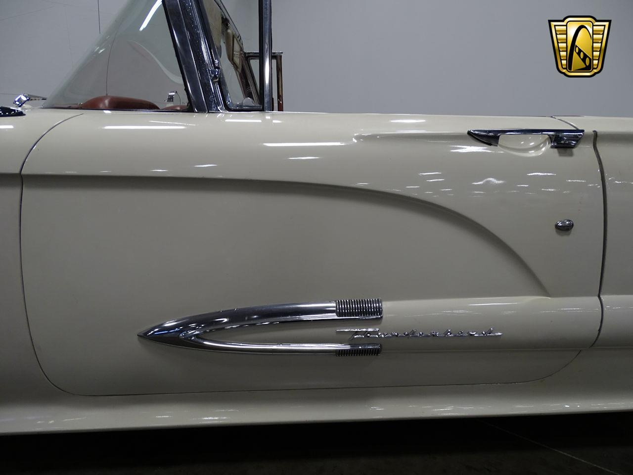 Large Picture of Classic '59 Ford Thunderbird - $28,595.00 Offered by Gateway Classic Cars - Nashville - MN60