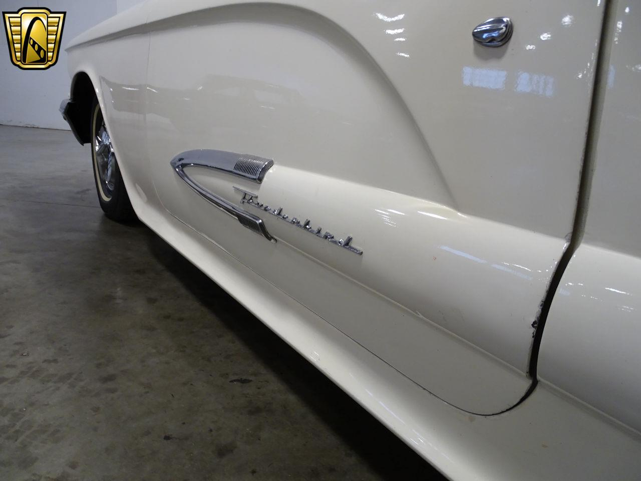 Large Picture of Classic '59 Thunderbird - $28,595.00 Offered by Gateway Classic Cars - Nashville - MN60