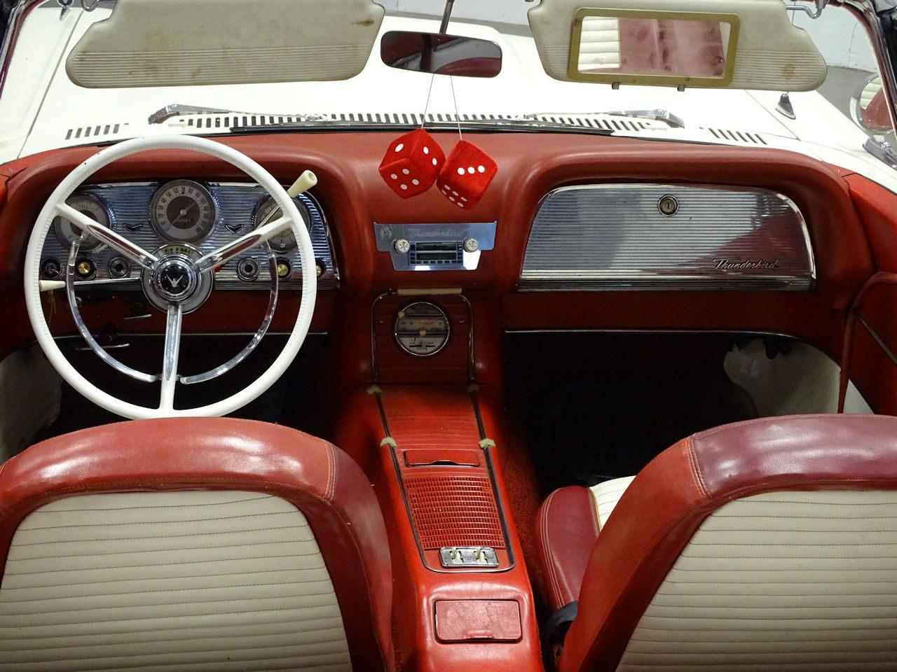 Large Picture of Classic '59 Ford Thunderbird located in Tennessee - $28,595.00 - MN60