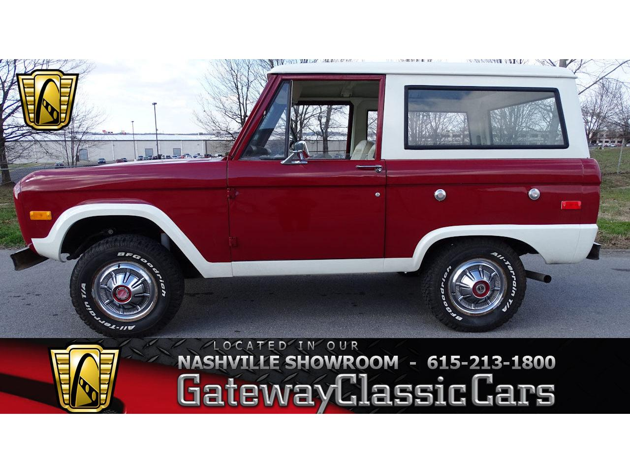 Large Picture of 1973 Bronco located in La Vergne Tennessee - $37,995.00 Offered by Gateway Classic Cars - Nashville - MN68