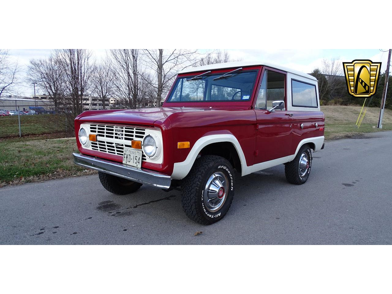Large Picture of 1973 Ford Bronco - $37,995.00 - MN68