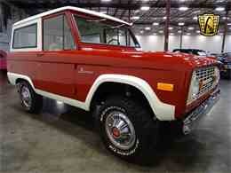Picture of '73 Bronco - MN68