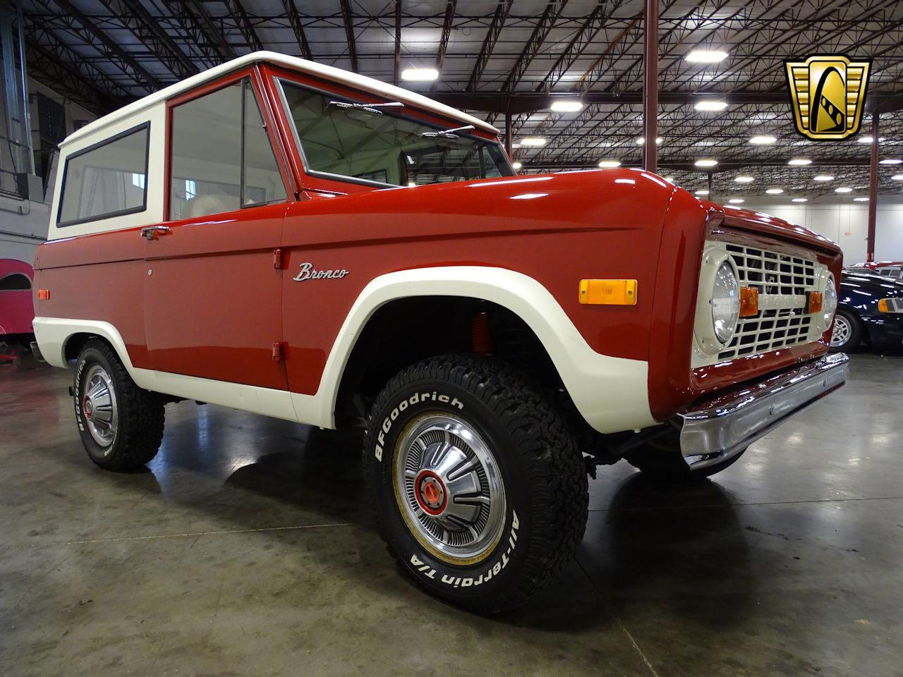Large Picture of Classic 1973 Ford Bronco located in La Vergne Tennessee Offered by Gateway Classic Cars - Nashville - MN68