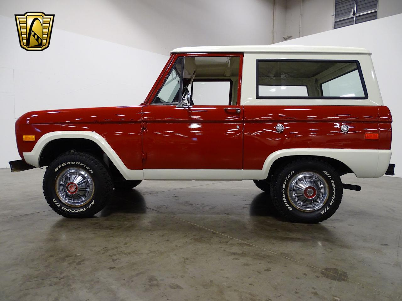 Large Picture of Classic '73 Ford Bronco Offered by Gateway Classic Cars - Nashville - MN68