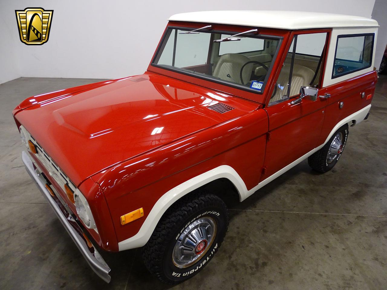 Large Picture of 1973 Bronco - MN68