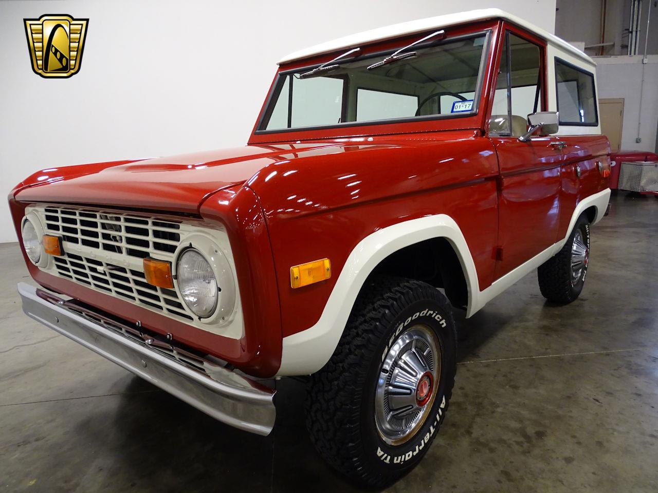 Large Picture of '73 Ford Bronco located in La Vergne Tennessee Offered by Gateway Classic Cars - Nashville - MN68